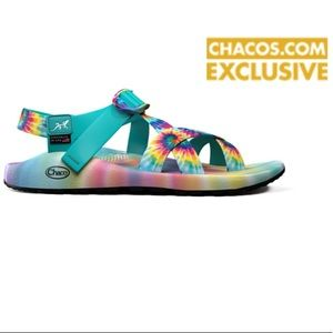 71bdec14133 Chaco Shoes - Limited Edition Tie Dye Chacos!